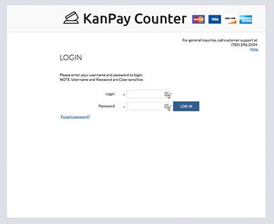 KanPay Counter