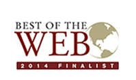 Best of Web 2014 Finalist